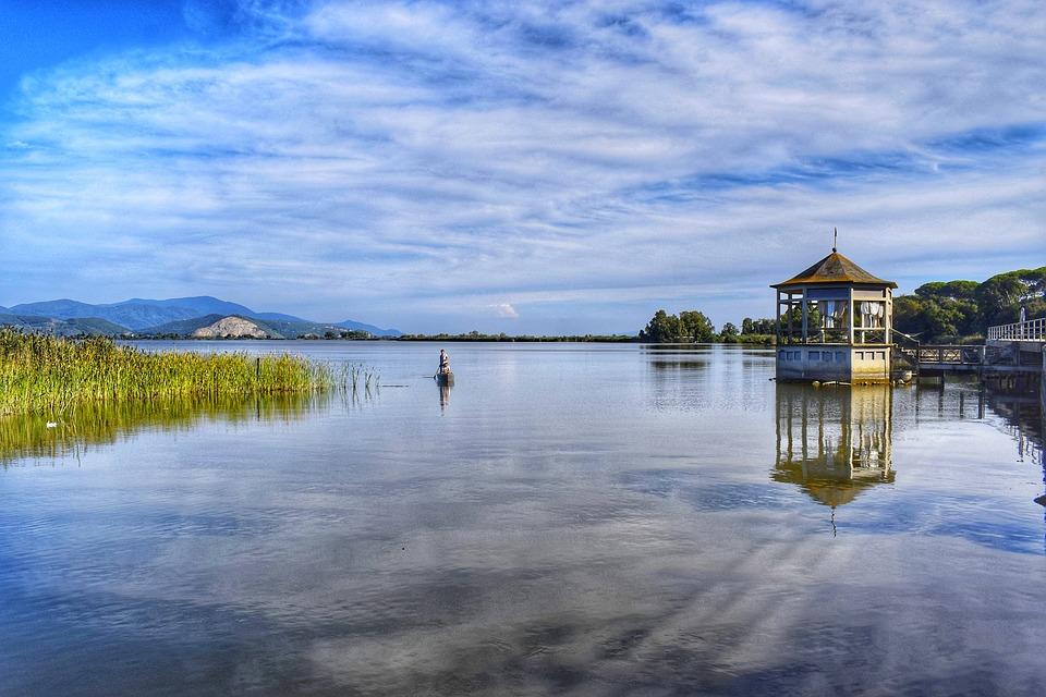 What to do on Lake Massaciuccoli